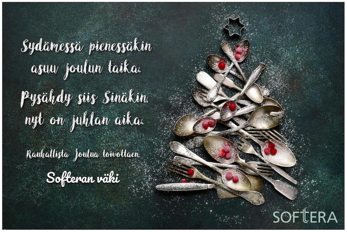 Rauhallista Joulua 2019